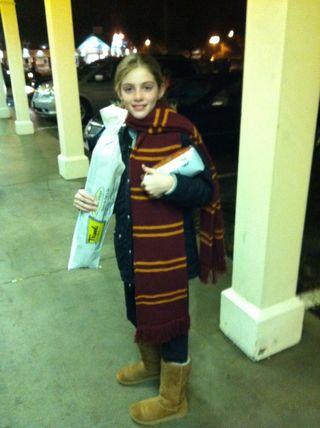 GryffindorScarf
