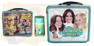 Charlies angels lunchbox