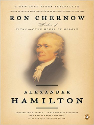 Hamilton chernow